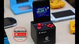 GameSir MarsBack - Turn your phone into a Retro Mini Arcade Games machine 1000s free games!