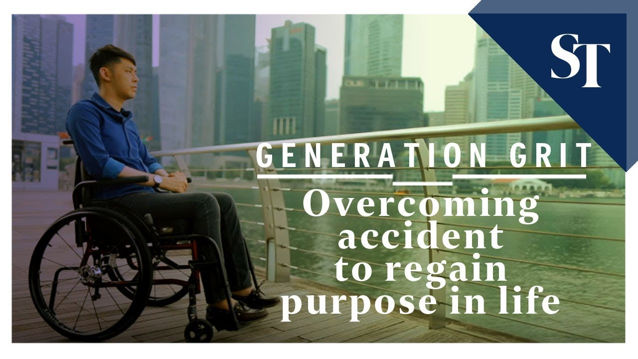 Overcoming accident to regain purpose in life | Generation