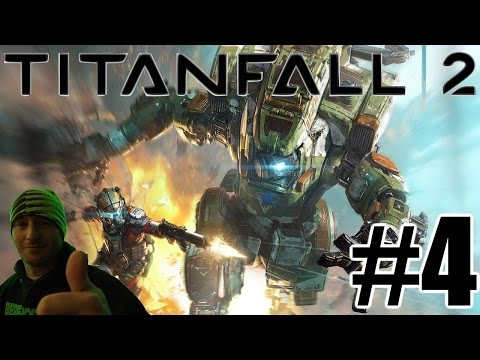 Titanfall 2 Gameplay Playthrough #4 - Effect and Cause (PC)