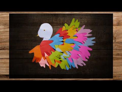 How to Make a Bird - DIY - Paper Craft