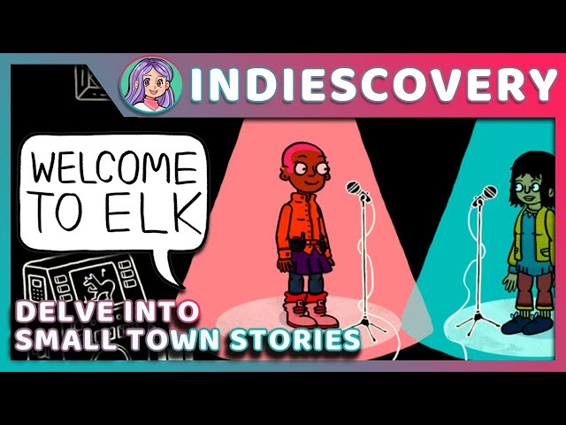 Indiescovery: Welcome To Elk (Triple Topping)