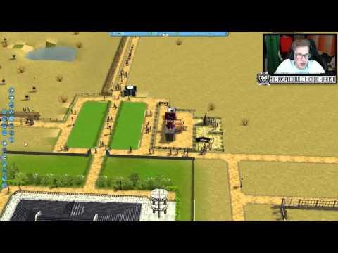 STRUISVOGELBOERDERIJ! (Rollercoaster Tycoon 3D)