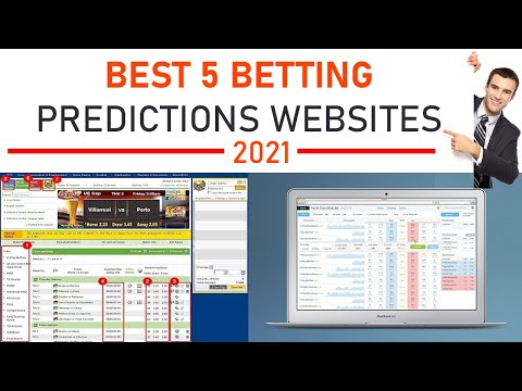Best 5 Betting Predictions Websites for 2021 - Betting Strategies