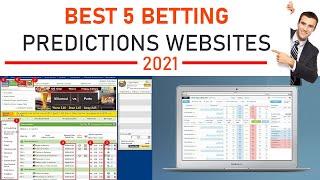 Best 5 Betting Predictions Websites for 2021 - Betting Strategies screenshot 2