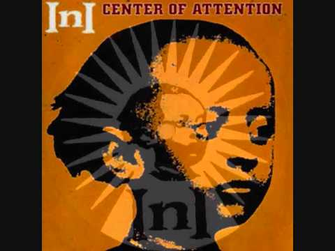 InI - Center of Attention (Original Vinyl Album, Rare & Unreleased!)