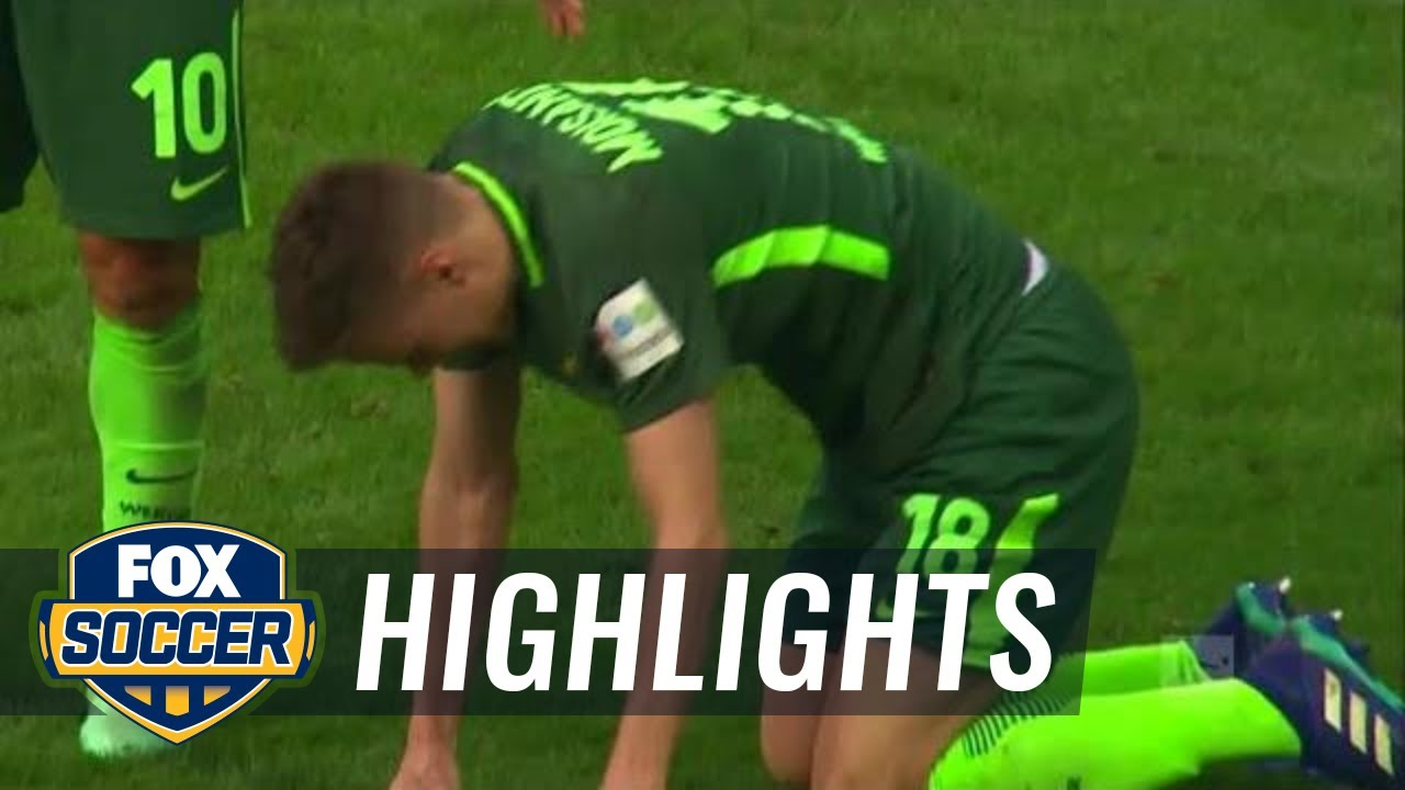 werder leipzig highlights