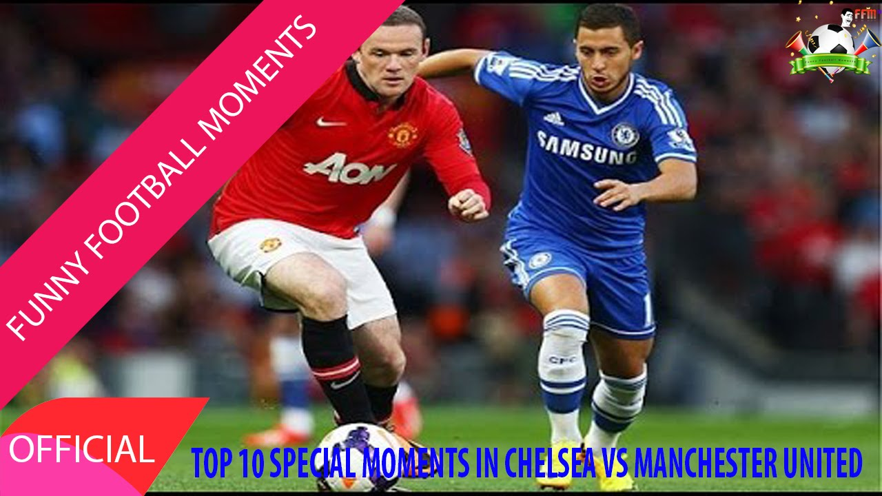 Man utd vs chelsea funny pictures