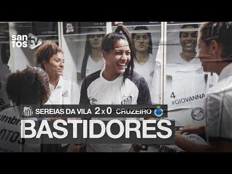 SEREIAS DA VILA 2 X 0 CRUZEIRO | BASTIDORES | BRASILEIRÃO (17/02/20)
