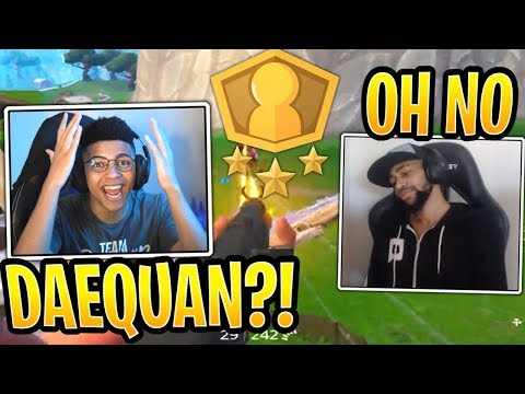 Myth vs Daequan in SOLO SHOWDOWN!! - Fortnite Best and Funny Moments