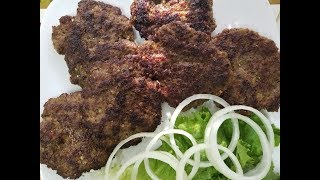 Chapli Kabab | Chapli Kabab Recipe by Easy Cooking With Shazia