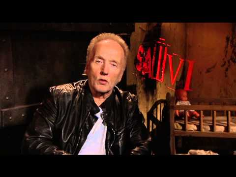 SAW VI: Tobin Bell Exclusive Interview