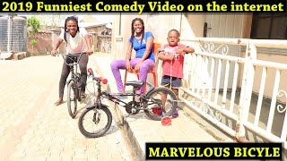 MARVELOUS BICYCLE (2020 Funniest Comedy on Youtube)  (Family The Honest
