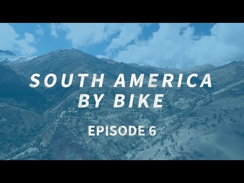 Crossing South America By Bike #6 | Peru