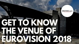 OIKOTIMES.com 🇮🇱 EXPO TEL AVIV: GET TO KNOW THE VENUE   EUROVISION 2019
