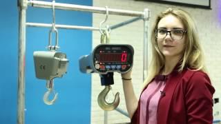 Крановые весы ВК ЗЕВС III-5000 на 5 т. обзор
