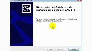 Curso Aspel SAE 5.0 Como Instalar  el Sistema Administrativo Empresarial www.cursosaspel.com