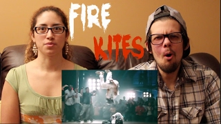 Fire Kites Song American Reaction!
