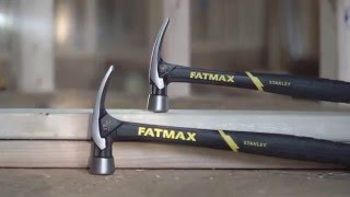 STANLEY® FATMAX® High Velocity Hammers(, 2016-04-07T12:42:54.000Z)