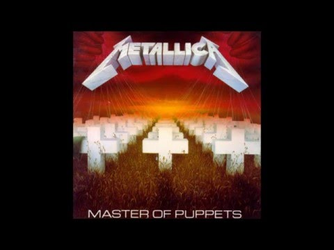 Descargar MASTER OF PUPPETS Metallica [1 link MEGA]