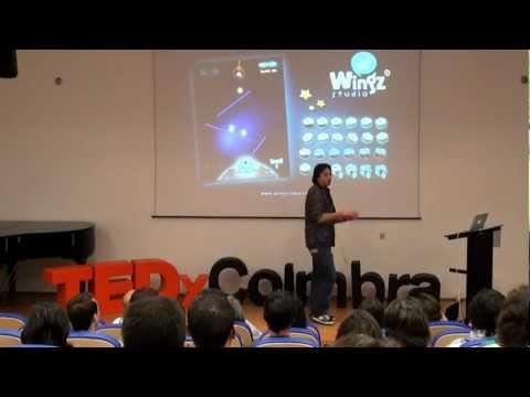 Design e Tecnologia: João Ferrand at TEDxCoimbraSalon