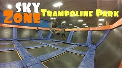 Sky Zone Trampoline Park