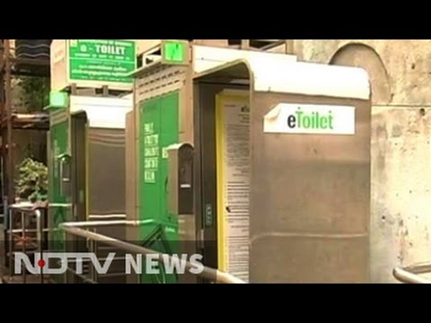 Welcome Chennai's new 'always clean' e-toilets