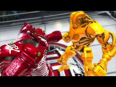 REAL STEEL THE VIDEO GAME-New Year stream  (AMBUSH,ATOM,ZEUS, MIDAS, NOISY BOY, TWIN CITIES, METRO)