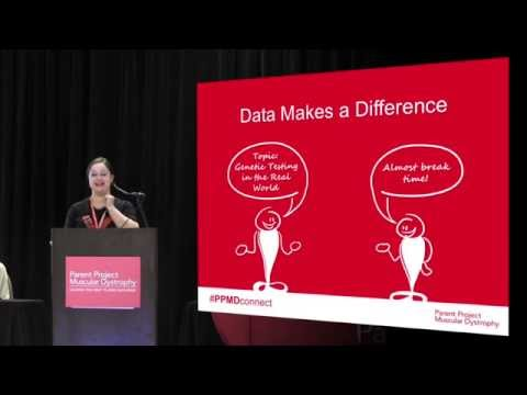 Data Makes a Difference - Genetic Testing Topics [PPMD's 2016 Connect Conference]
