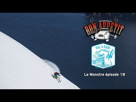 Monstre épisode 1# - Bon Appétit - Islande Takk Takk (English Sub)