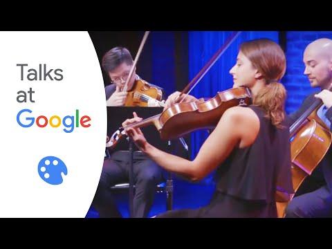 "The Dover Quartet: ""Lunchtime Concert""   Talks at Google"
