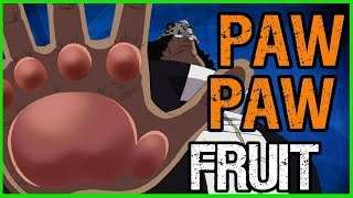 Roblox-Review Paw Paw (Blox Piece)