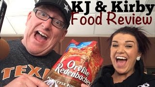 Kj & Kirby Food Review: Pub Style Buffalo Chicken Popcorn (& More!)