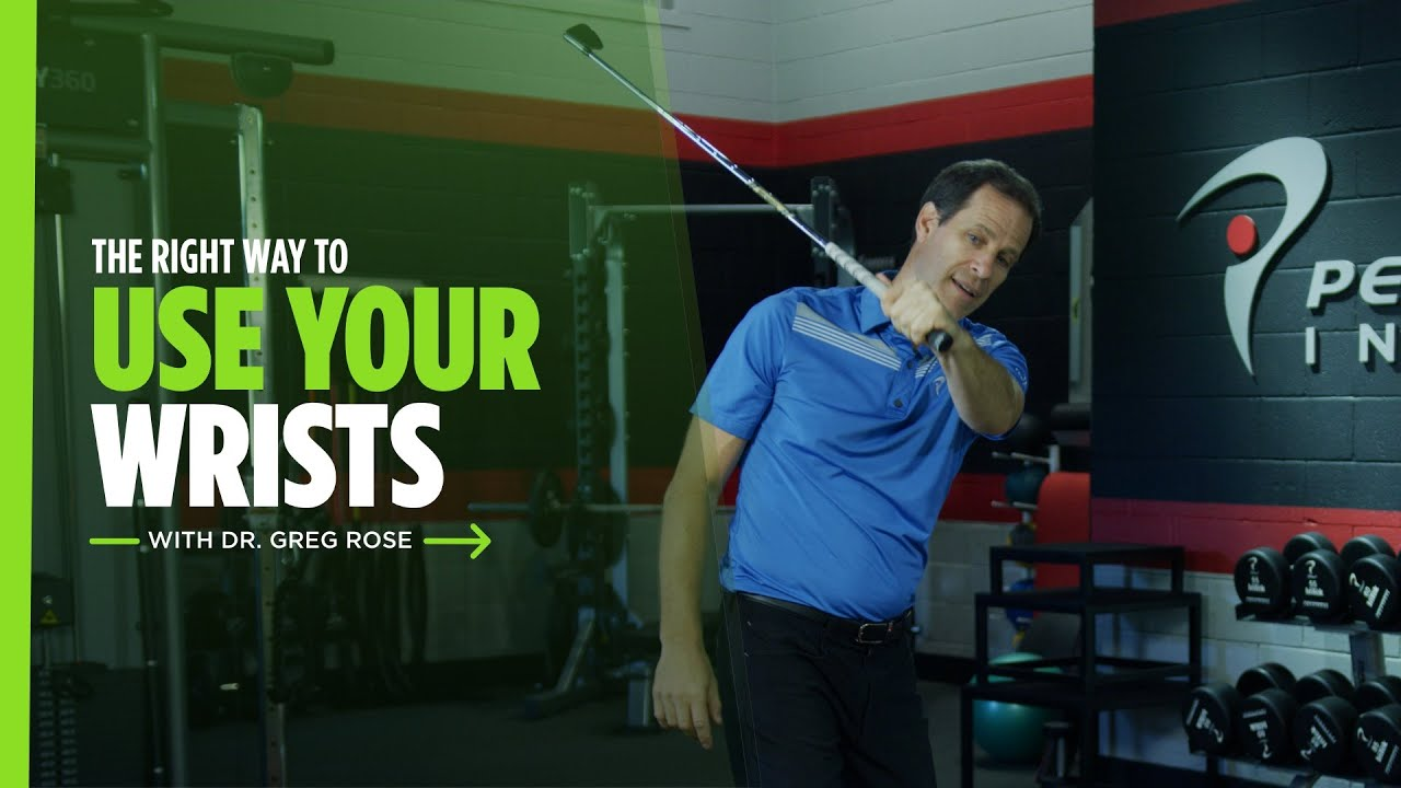 Titleist Tips: Wrist Action for a Powerful Release