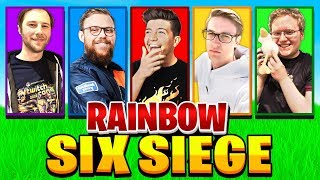 So I Played Rainbow Six Siege... (Funny Moments)