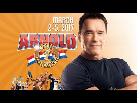 2017 Arnold Sports Festival Promotional Video