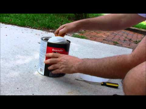How To Repair Rotten Wood On Your Window Instead Of Replacing It For Less Than $25.