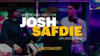 """Writer And Director Josh Safdie On """"Good Time"""""""