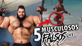 Los 5 Musculosos más falsos del mundo #2 | OzielCarmo