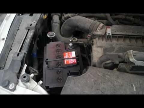 Замена аккумулятора Dodge Caliber - Смешные видео приколы