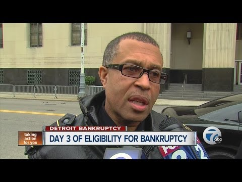 Police Chief testifies at bankruptcy trial