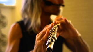 Avi Adir & Davide Swarup Live at the Maharaja studio Kiev 2013 Silver Flute & Hang Thumbnail