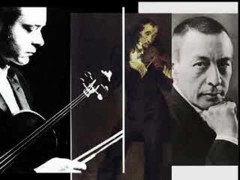 Michael Rabin  18th variation  Theme of Paganini