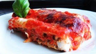 Cannelloni: Italian Cannelloni Recipe