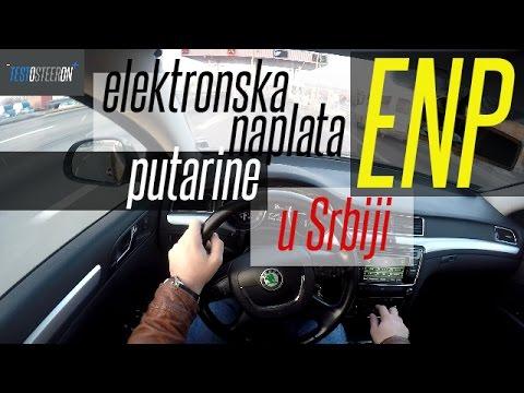 ELEKTRONSKA NAPLATA PUTARINE ENP