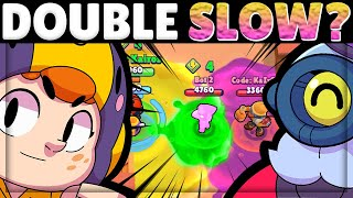 What if you DOUBLE slow a brawler?! | WHACKY Gadget Combos!