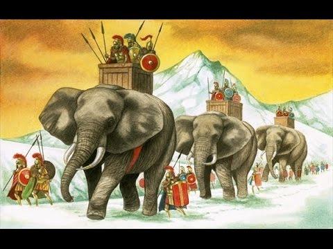 Hannibal Elefanten