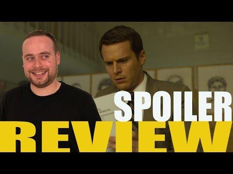 Mindhunter Season 2 - Spoiler Review