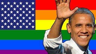 Suprema Corte dos EUA legaliza Casamento Gay em Todo o País.