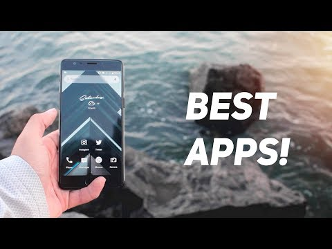 What's on My Android Phone - TOP APPS Summer 2017!