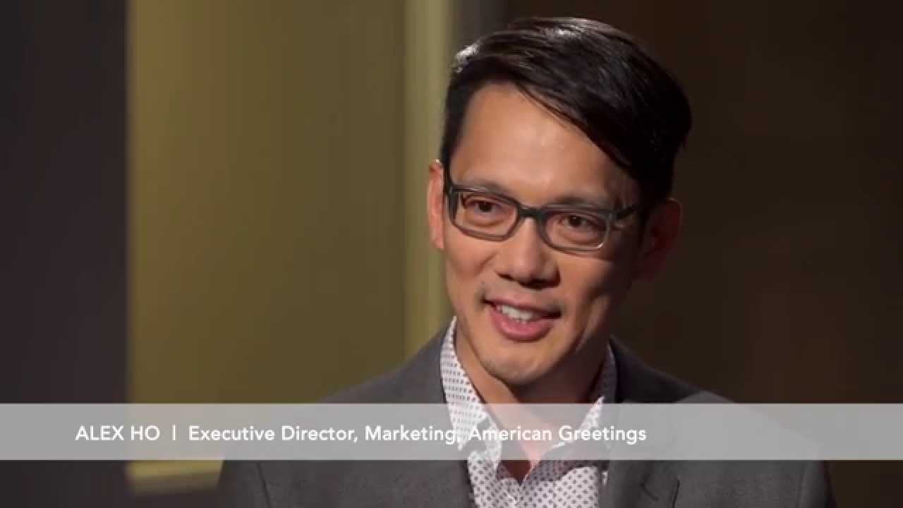 Alex ho of american greetings full interview with avid youtube alex ho of american greetings full interview with avid kristyandbryce Gallery